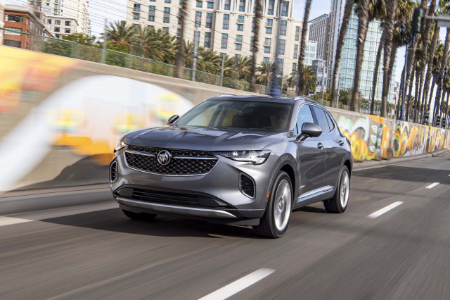 2021 Buick Envision Review
