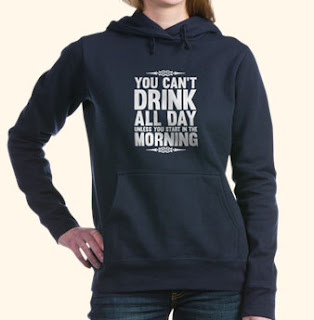 drink, all day, morning, quote, typography,