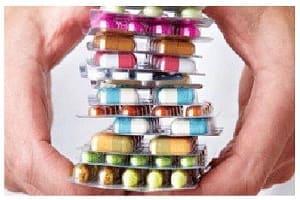 دواء سيبروفارم اقراص Cipropharm tab مضاد حيوي, لـ علاج, الالتهابات الجرثومية, العدوى البكتيريه, الحمى, السيلان.