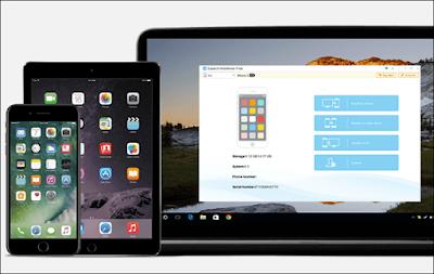 برنامج نقل الملفات بين أجهزة iOS المتعددة أو إلى الحاسوب