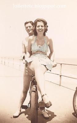 Friends of Lillie Killeen June 1944 https://jollettetc.blogspot.com