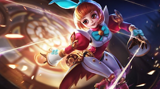 Build Gear Item Angela Mobile Legends Top Global