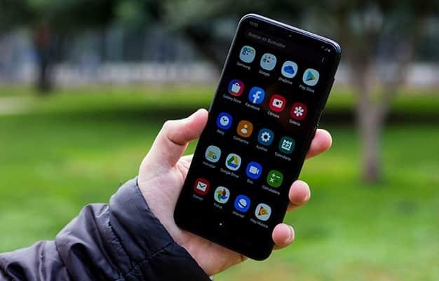 Samsung Galaxy A10: análisis