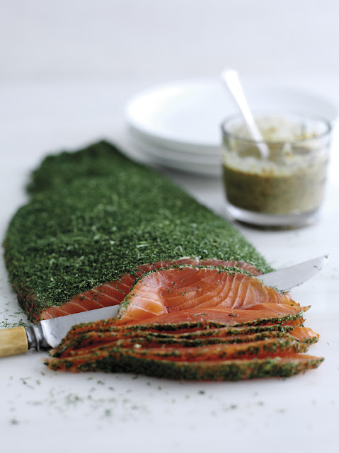 HOME CURED GRAVADLAX