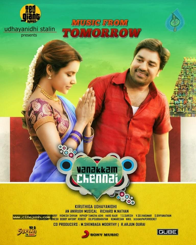 Tamil Mp3 Song Free Download  Vanakkam Chennai Mp3 Song -7886