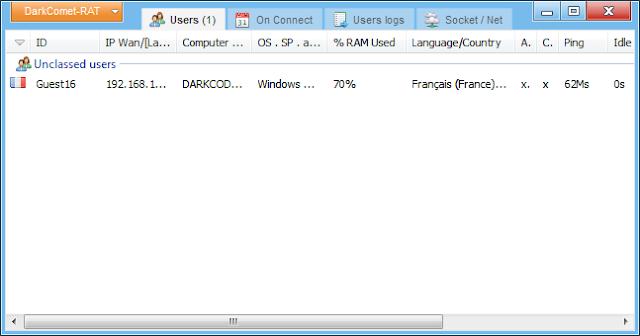 DarkComet-RAT v5.1 Released - Remote Administration Tool