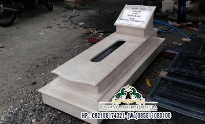Makam Granit Tulungagung, Pusara Makam Granit