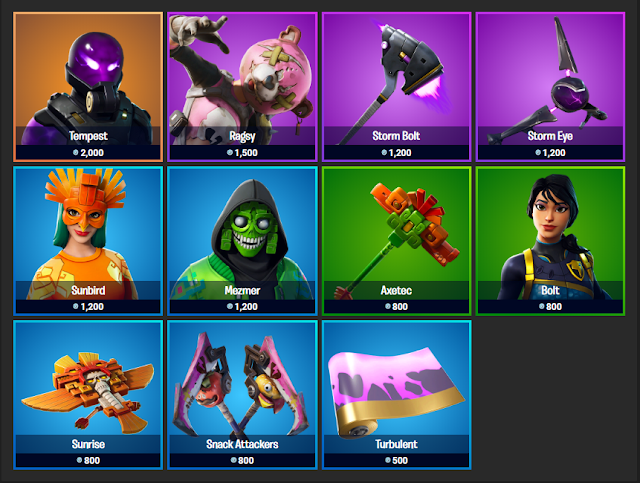 Fortnite Item Shop November 13, 2019