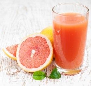 jugos con toronja para bajar de peso