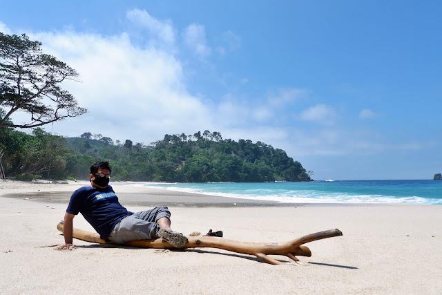 Pantai Sendiki Malang New Normal 2020
