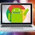 Как да стартираме Android приложения в браузъра Google Chrome от компютър