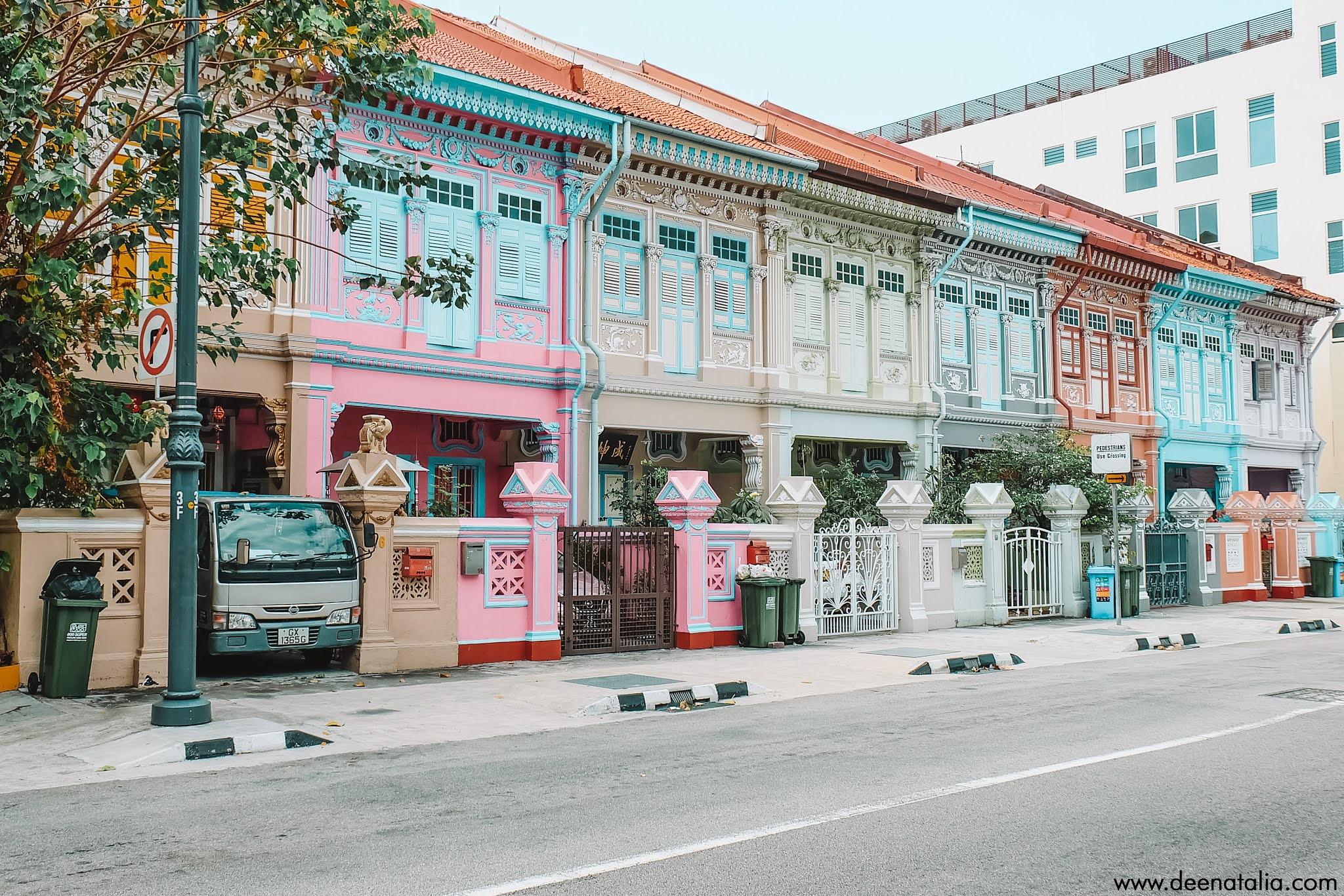 Kong Seng Road Singapore