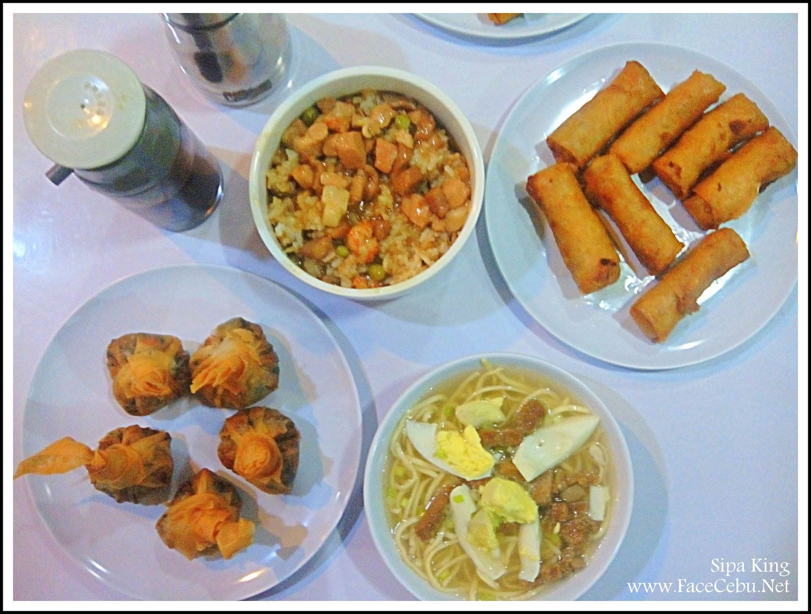 Cebu's Face | Travel, Lifestyle, Food & News: Sipa King