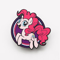 My Little Pony Pinkie Pie AR Pin by Pinfinity