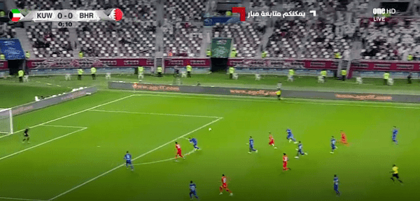 الان مشاهدة مباراة الكويت والبحرين 02-12-2019 في كأس الخليج العربي 24