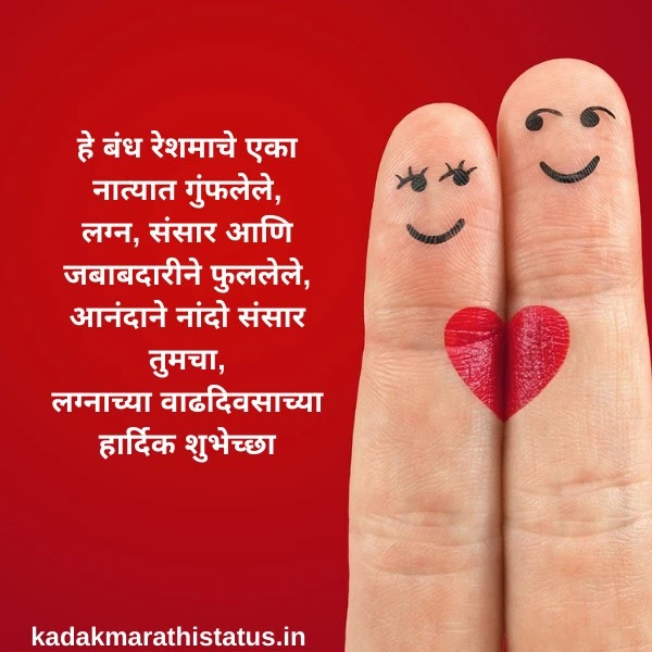Marriage Anniversary Wishes In Marathi | anniversary wishes in marathi |