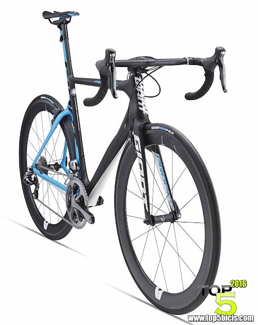 Giant PROPEL AVANCED SL 0, aerodinámica, rigidez máxima, más potencia máxima aplicada