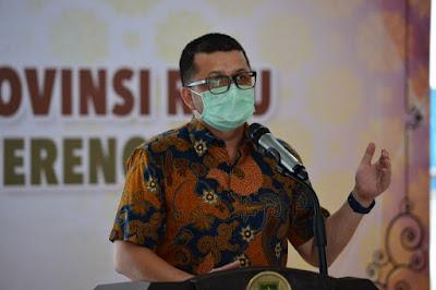 Hasil Pemeriksaan Litbangkes Belum Temukan Mutasi Virus B117 di Riau