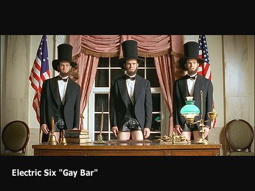 Electric Six - Joel Veitch - Gay Bar - YouTube