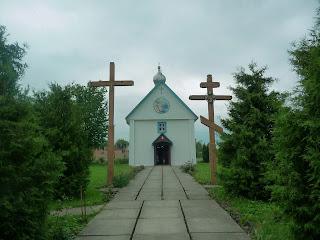 Руда. Церковь Рождества Пресвятой Богородицы