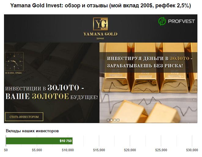 Активность инвесторов