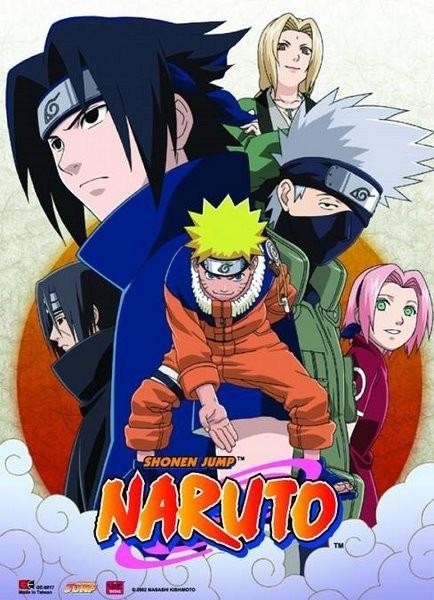 Naruto – Dublado Online