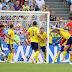 Statistik Pertandingan Swedia vs Inggris - Perempat Final Piala Dunia 2018