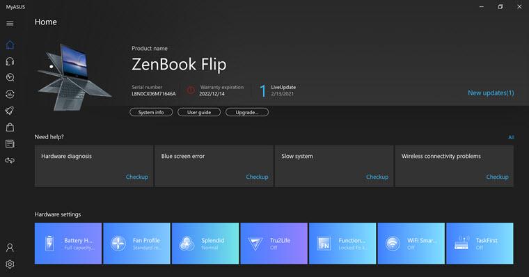 تجربة اللابتوب المتحول ZenBook Flip بشاشة 4K وتصميم ممتاز ZenBook%2BFlip_9