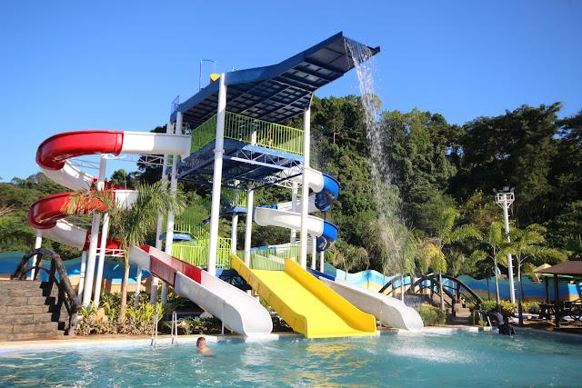 Adventure Beach Waterpark in Subic