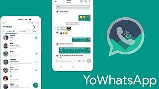 Download Aplikasi YoWhatsApp Terbaru Versi 7.90