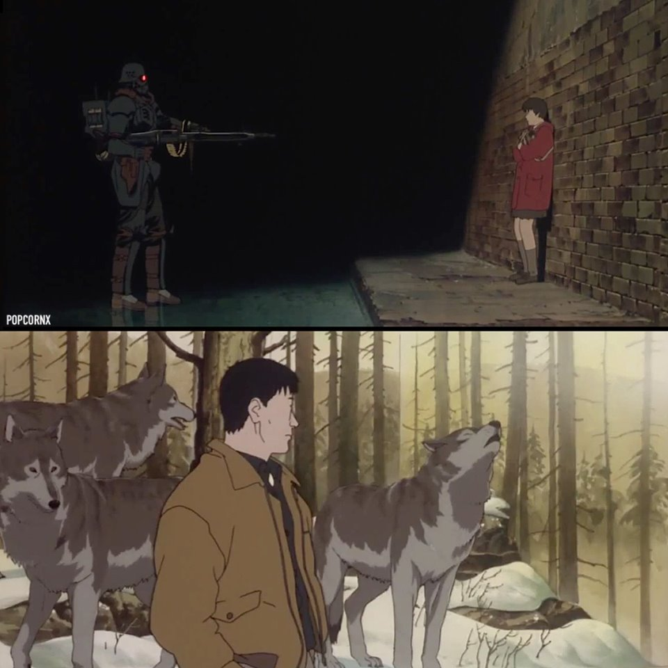 Watched Jin Roh The Wolf Brigade Anime Film