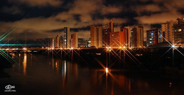 Noite na cidade de Teresina