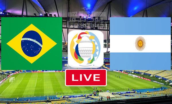 Argentine vs Colombie en direct Copa America 2021