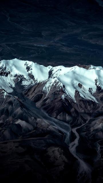 beautiful wallpaper snow mountain