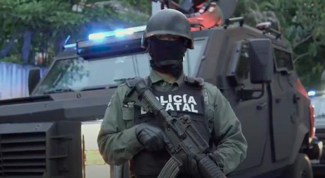 Detienen a los tres escoltas del director del Sol Yucatán