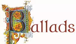 Ballads did not exist in all countries, at any rate, not before the Medievalism. The primitive, popular ballad is an off-shoot of the ring-dance, which originated in Provence about 1100 and spread over a great part of Western Europe