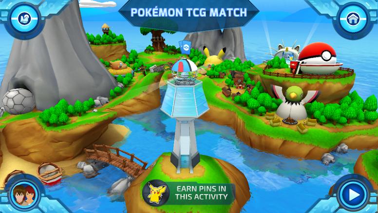 Camp Pokémon - Pokémon TCG Matchs