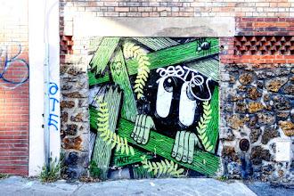 Sunday Street Art : Hobz - MCT Crew - rue des Pavillons - Paris 20