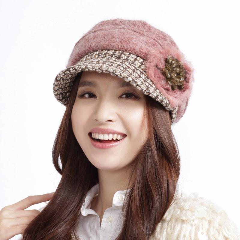 664166e0d33 Beautiful Winter Hats for Girls 2014 | Fashionate Trends