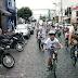 Passeio ciclístico do PROERD em Santa Rita