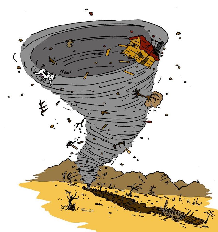 Kanaan the Tornado Hunter