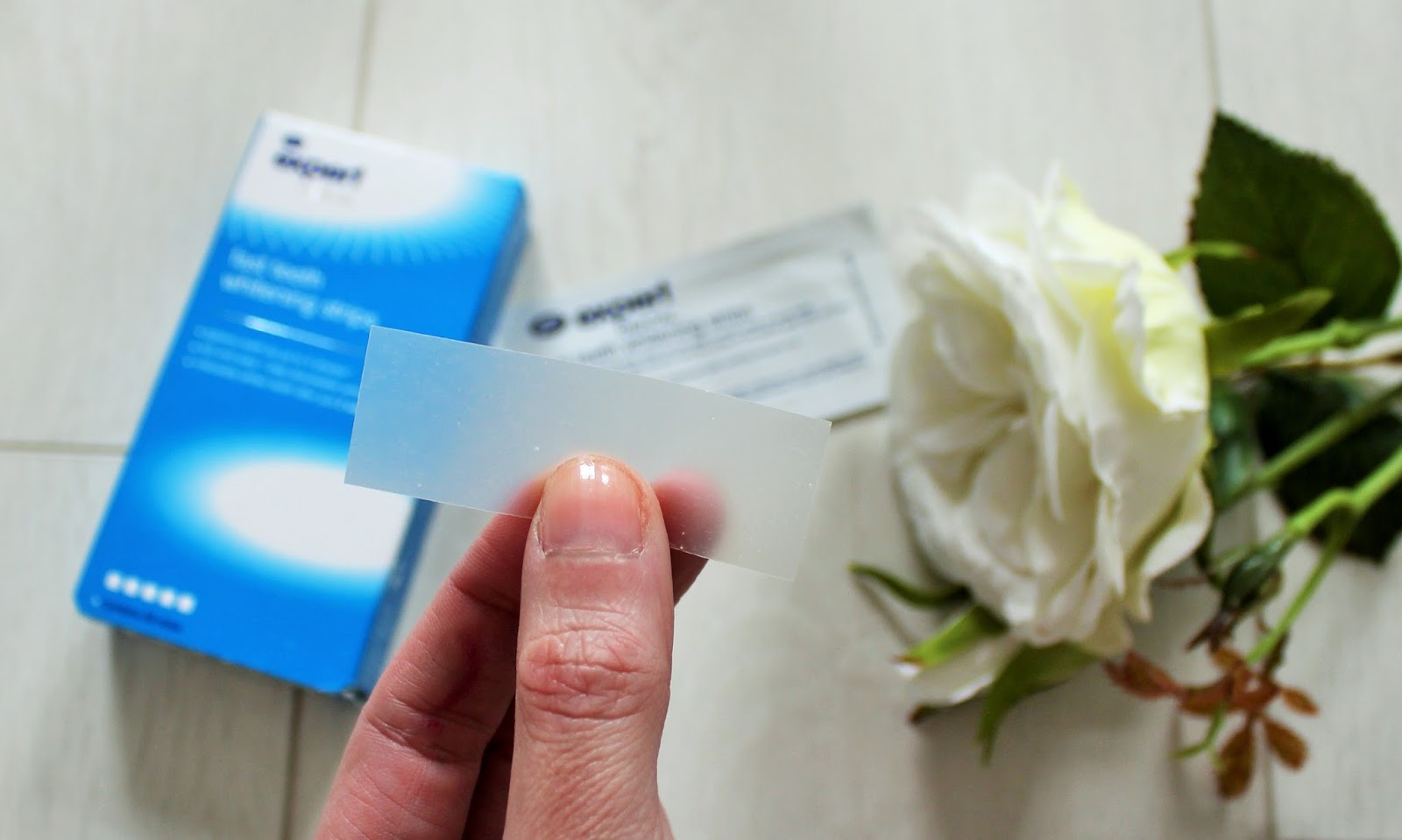 Budget Friendly Tips For A Whiter Smile - 4 - Boots Expert Teeth Whitening Strips