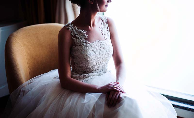 5 Ways You're Stressing the Bride Out on the Morning of Her Wedding