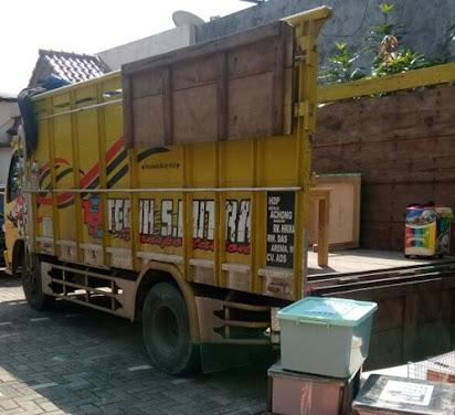 Sewa Truk Garut Surabaya