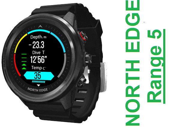 North Edge Range 5
