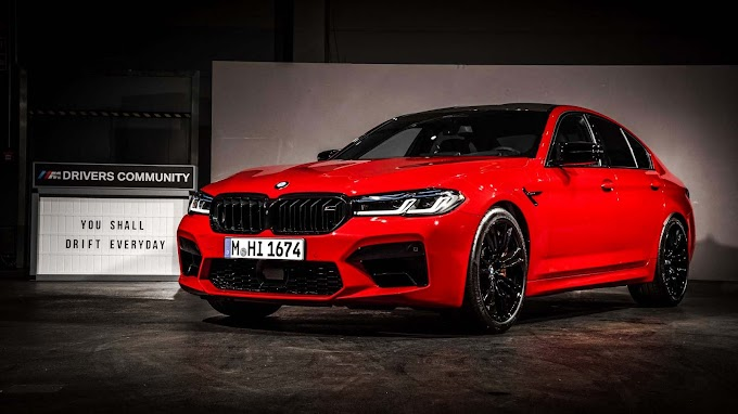 2021 The new BMW M5 and M5 Competition officially