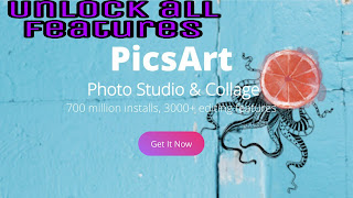 Download PicsArt Mod Apk 15.0.3 (Unlocked all features))