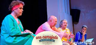 FORTO UNA CARCAJADA… Teatro Belarte  Bogota