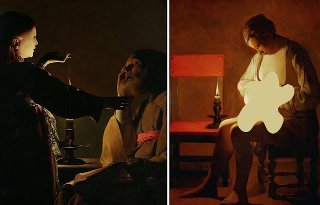 Pinturas Georges de Latour