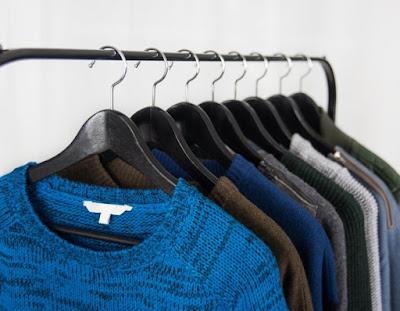 Cara Memilih Sweater Pria